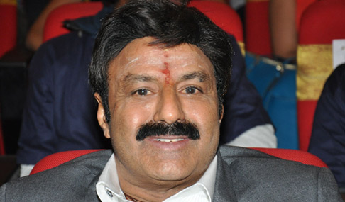 Balakrishna Stills at TSR Tv9 National Film Awards