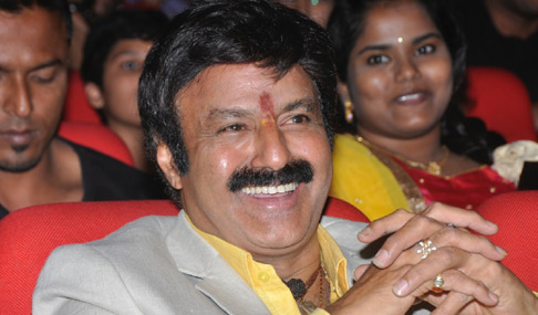 Balakrishna at Lion Audio