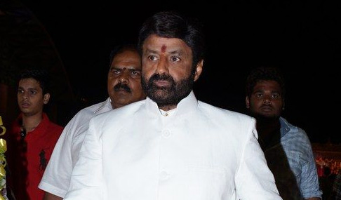 Balakrishna at TSR Grandson Wedding