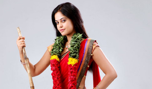 Bindu Madhavi In Ballala Deva Movie