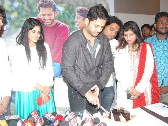 Chal Mohan Ranga Pre Release Tour Press Meet