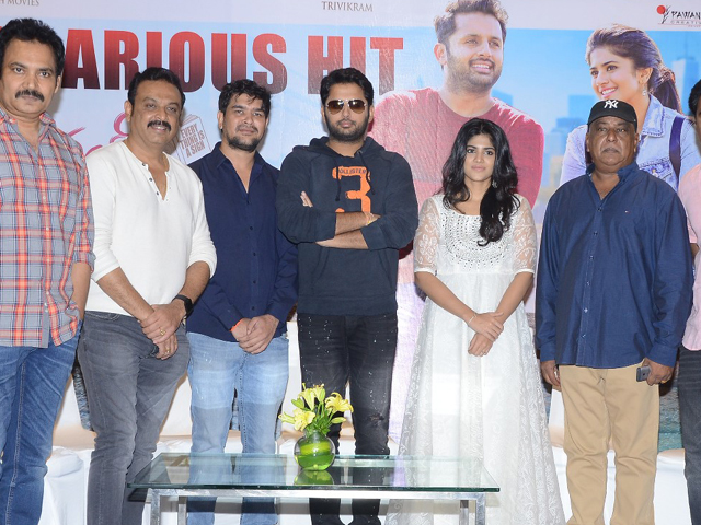 Chal Mohan Ranga Success Meet