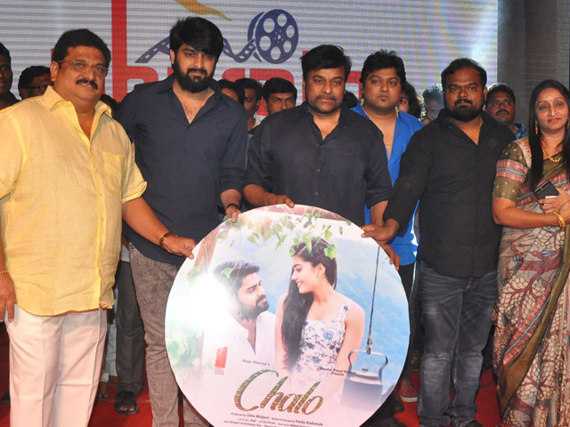 Chalo Movie Pre Release Event Photos