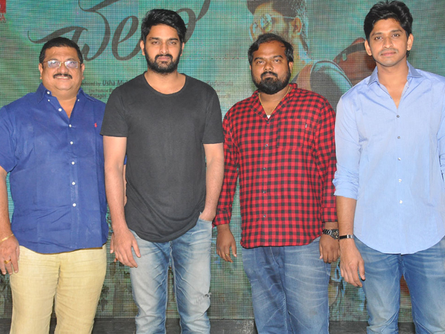 Chalo Movie Press Meet Photos