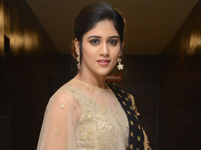 Chandini Chowdary at Howrah Bridge Pre Release