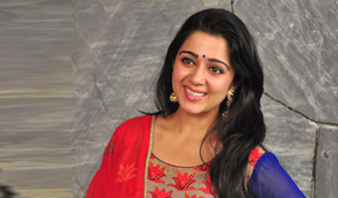 Charmi Interview Photos