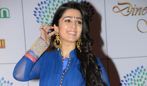Charmi at Memu Saitham