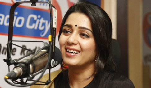 Charmi at Radio City Photos