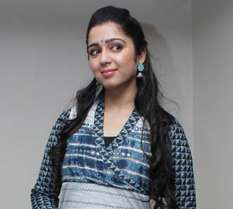 Charmi at South Scope 2014 Calendar Launch