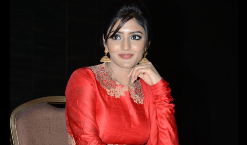 Eesha Stills at Bandipotu Audio Release