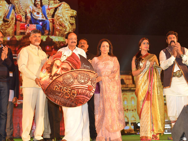 Balakrishna GPS Movie Audio Release at Tirupathi
