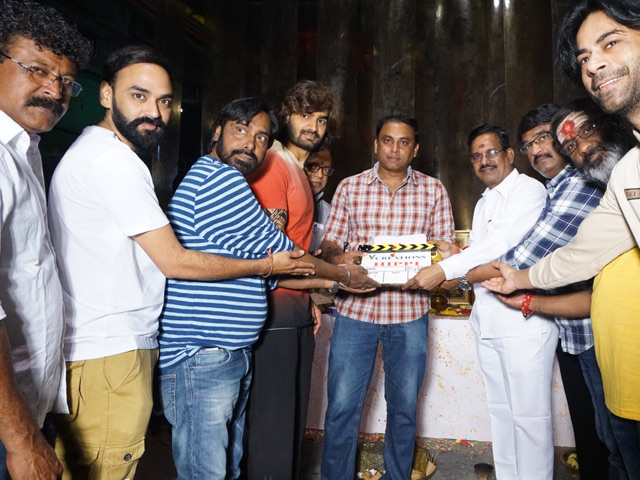 Hippi Movie Opening