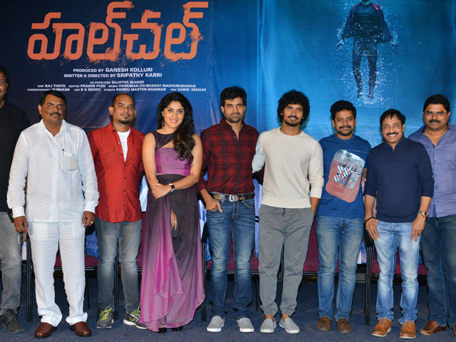 Hulchul Movie Teaser Launch