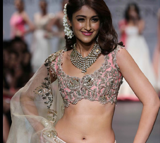 Ileana 2014 Ramp Walk Photos
