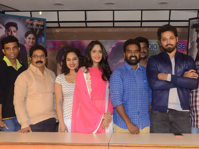 Inthalo Ennenni Vinthalo Movie Press Meet