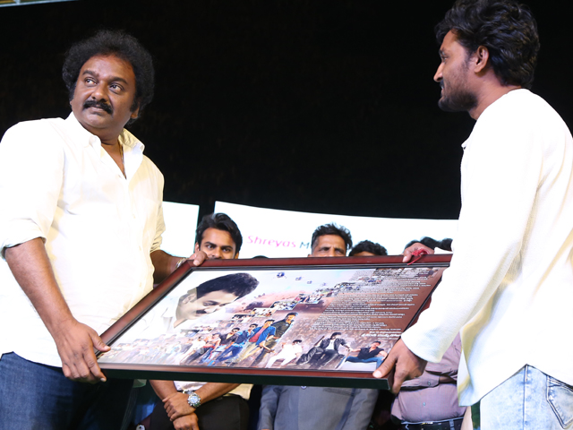 Inttelligent Assistant Director Thanks VV Vinayak