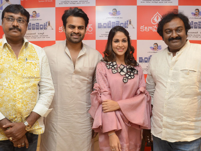 Inttelligent Movie 4th Song Launch