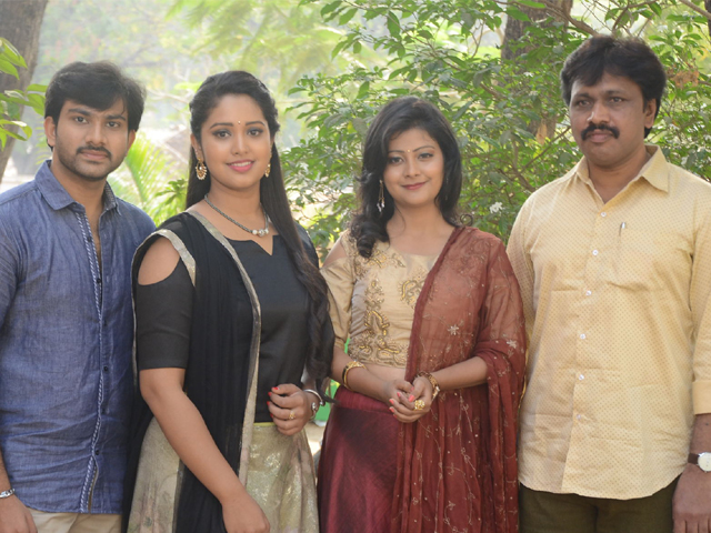 Itlu Anjali First Look Launch