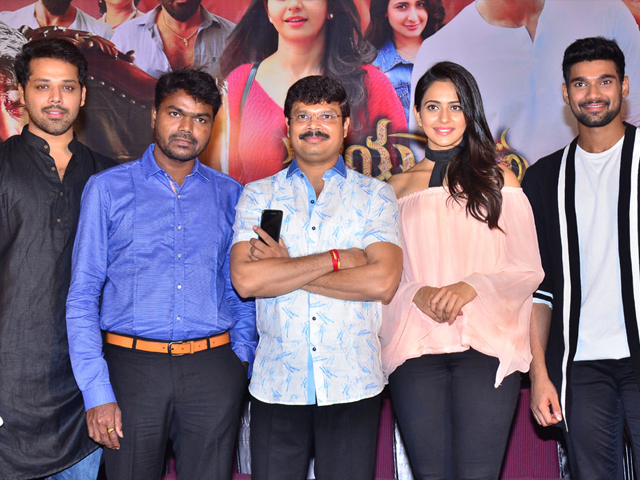 Jaya Janaki Nayaka Movie Success Meet