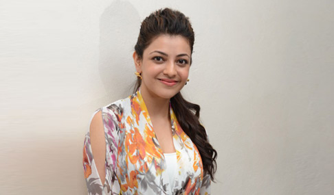 Kajal Agarwal at Pichekkistha Audio Release