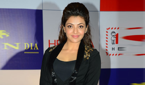 Kajal Agarwal Actress Photo Gallery