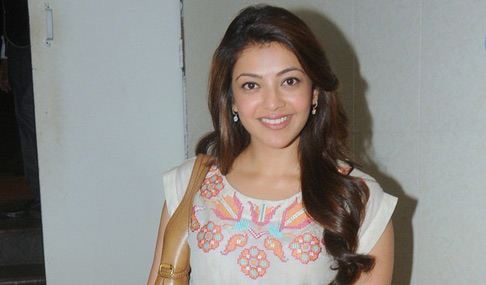 Kajal Agarwal Cute Smile Photos