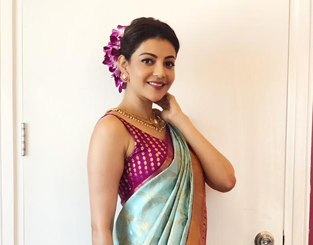 Kajal Aggarwal Latest Photoshoot