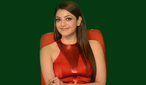 Kajal at Temper Audio Release