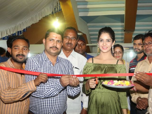 Kashish Vohra Launches National Silk Expo