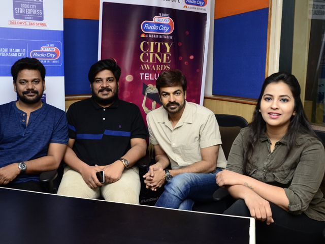 Nepolian Movie Second Song Launch at Radio City