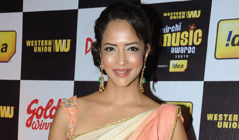 Lakshmi Manchu at Mirchi Music Awards