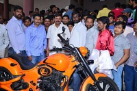 Legend Bike Auction Press Meet