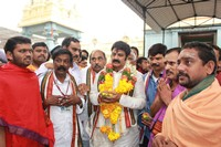 Legend Success Tour at Mangalagiri