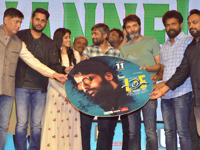Lie Movie Pre Release Function