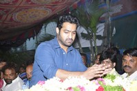Jr NTR Condolences To MS Narayana Photos