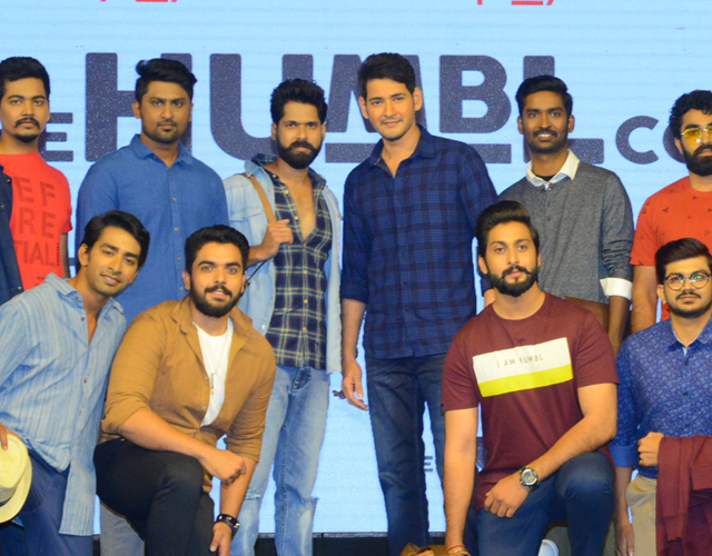 Mahesh Babu Launches The Humbl Co
