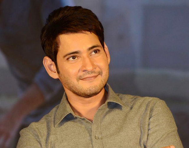 Mahesh Babu at Maharshi Success Meet Pics
