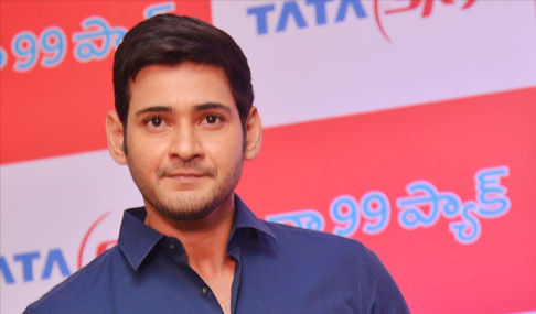 Mahesh Babu at Tata Sky Success Celebrations