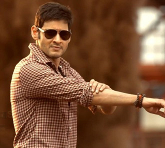 Mahesh Stills at Aagadu