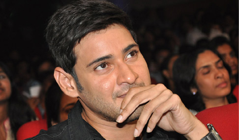 Mahesh Stills at Srimanthudu Audio Function