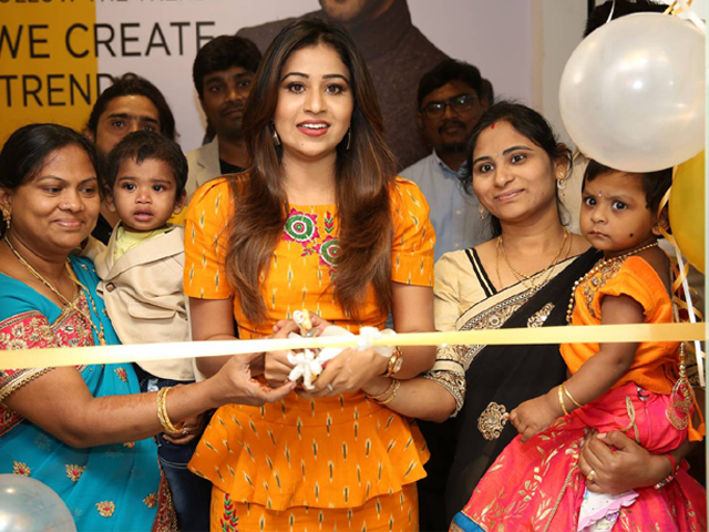 Manali Rathod Launches BE YOU Salon At Miyapur