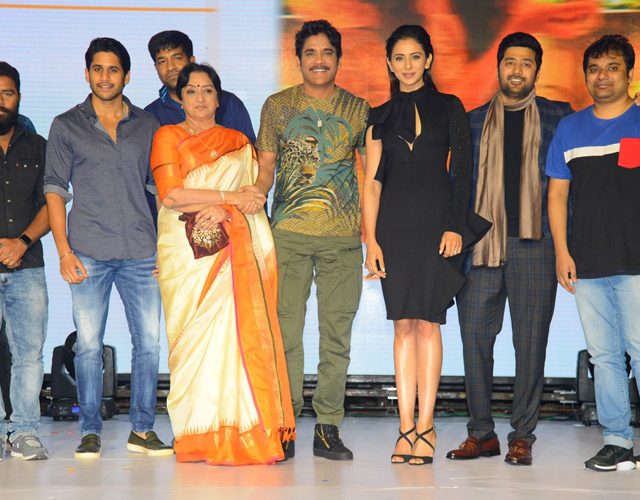 Manmadhudu 2 Pre Release Function