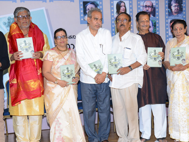 Midhunam Oka Pariseelana Book Launch