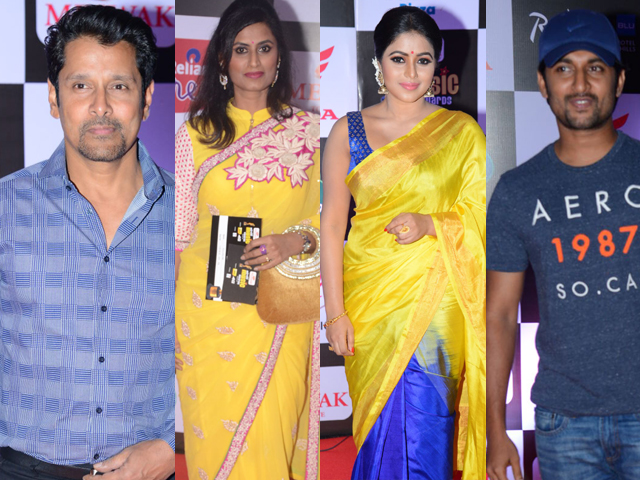 Mirchi Music Awards South 2015 Photos