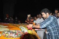 Jr NTR Visits NTR Ghat Photos