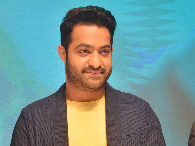 Jr NTR At Celekt Mobile Launch