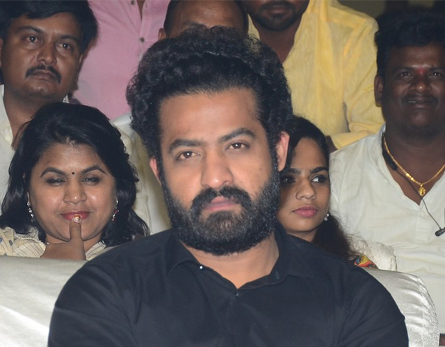 Jr NTR Stills at 118 Pre Release