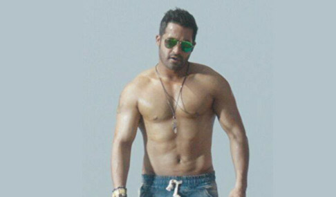 NTR Temper First Look Photos
