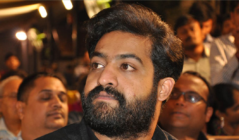 NTR at DVSK Movie Audio Release