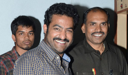NTR at Rainbow Hospital Photos